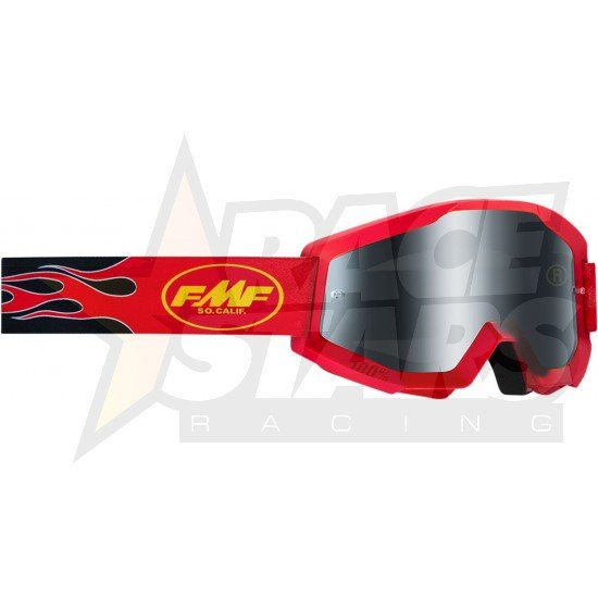 OCULOS FMF POWERCORE SAND FLAME RED