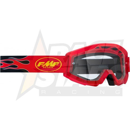 OCULOS FMF POWERCORE FLAME RED